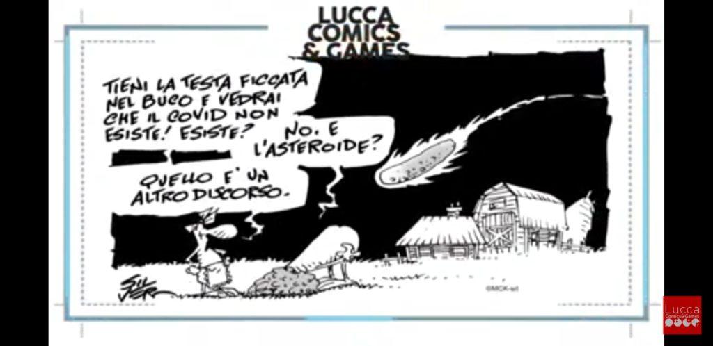 Lucca-Changes-2020-Campagna-sociale-il-virus-Autore-Silver-e-Galli-Titolo-Come-ti-frego-il-virus-2020-All-together-now-Screenshot-YouTube