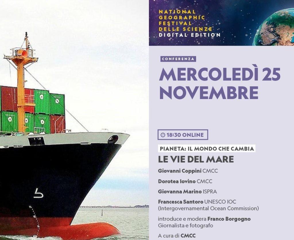 National-Geografic-Festival-delle-Scienze-Le-Vie-del-Mare-Giorno-Mercoledi-25-Novembre-2020