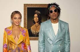 Byoncè e Jay-Z omaggiano Meghan Markel come una Regina in quadro ai Brit Awards 2019
