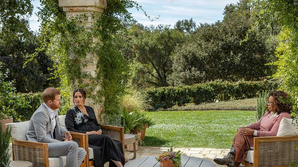 Intervista costruita a tavolino di Harry e Meghan da Oprah che non convince il pianeta