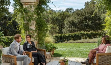 Intervista del secolo più scandalosa di Harry e Meghan rilasciata a Oprah Winfrey