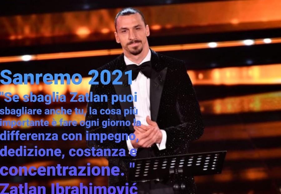 Sanremo-2021-Zatlan-Ibrahimović-Discorso-Incoraggiante-di-un-Guerriero-che-Non-si-Arrende-Mai