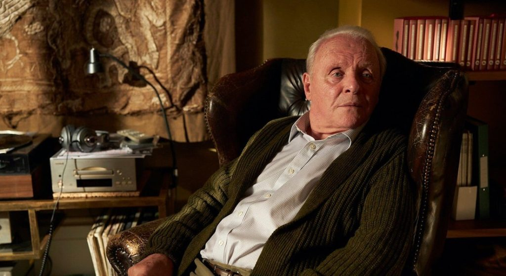 Anthony Hopkins vince l'-Oscar 2021 senza ritirarlo