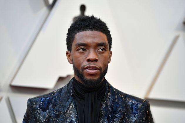 ChadwickBoseman niente Oscar 2021 per il compianto attore