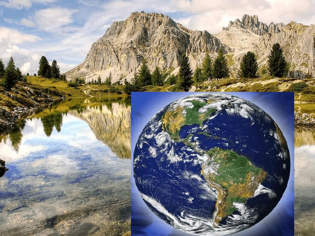 La terra deve essere in Salute per viverci bene