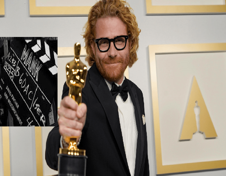 Vincitore degli Oscar 2021 Erik Messerschmidt come Miglior Fotografia per Mank