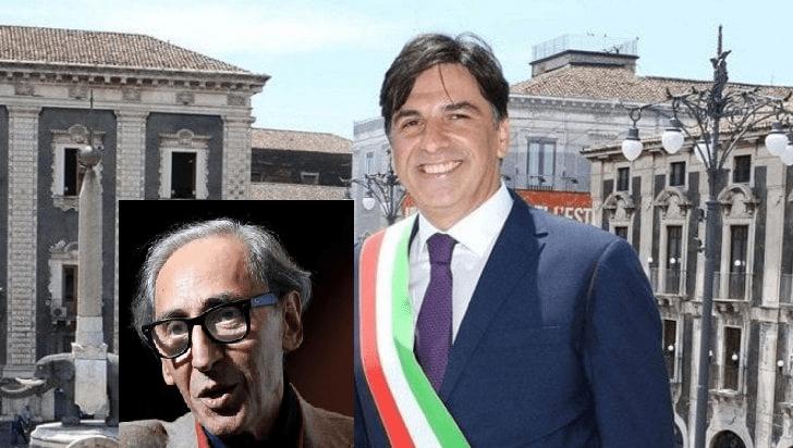 Sindaco Salvo Pogliese il lungomare di Catania sarà intitolata Franco Battiato