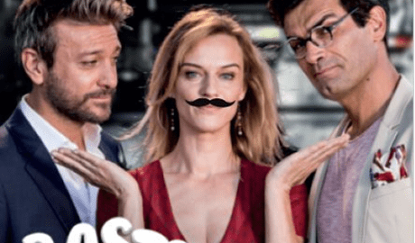 Basta un paio di baffi-Film commedia del 2019