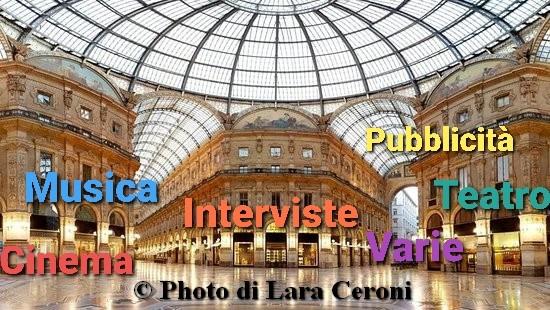 ©Ph. Lara Ceroni-Galleria V.Emanuel II di Milano-Tutte le vie portano verso il successo culturale